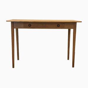 Oak RY32 Writing Desk by Hans J. Wegner for Ry Møbler, 1950s