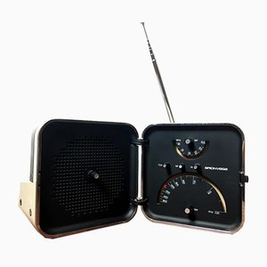 Italian Model TS502 Radio by Marco Zanuso & Richard Sapper for Brionvega, 1960s