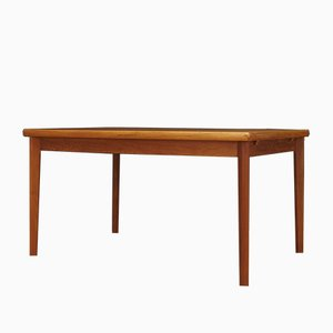 Teak Veneer Dining Table by Grete Jalk, 1960s