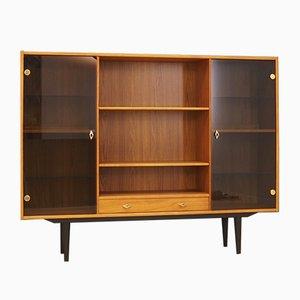 Vintage Teak Veneer Cabinet, 1960s
