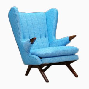 Vintage Armchair by Svend Skipper, 1970s