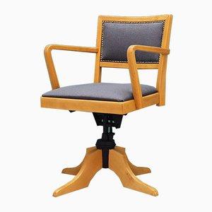 Grauer Dänischer Vintage Sessel von Ehapa, 1960er