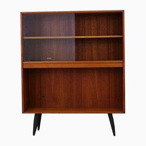 Vintage Teak Veneer Shelf, 1960s