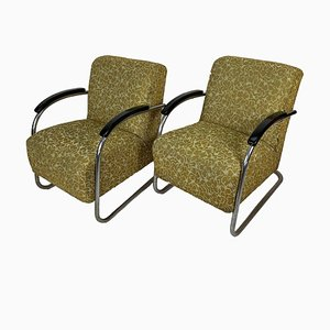 Lounge Chairs from Mücke Melder, 1930s, Set of 2