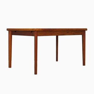 Vintage Danish Teak Veneer Dining Table by Grete Jalk, 1960s