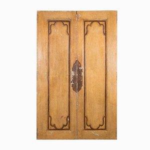 Antike italienische Tür, 1700er