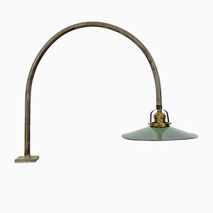 Industrial Arc Sconce, 1940s