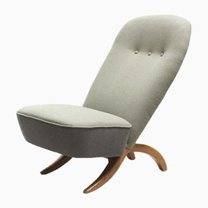Dutch Model Congo Easy Chair by Theo Ruth for Artifort, 1960s