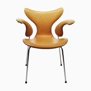 Model 3208 Lily Armchair by Arne Jacobsen for Fritz Hansen, 1970s