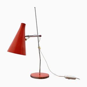 Lámpara de mesa Mid-Century de Josef Hurka, años 60