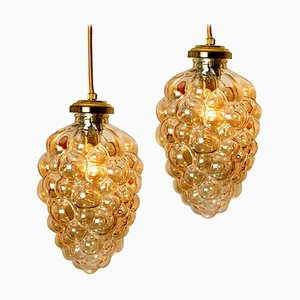 Pendant Lamps by Limburg Tynell, 1970s, Set of 2