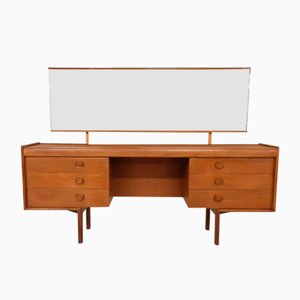 Toeletta vintage in teak di White and Newton