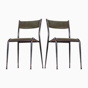 Dining Chairs from Mullca, 1950s, Set of 2