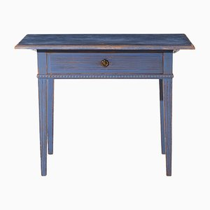 Antique Gustavian Console Table, 1860s