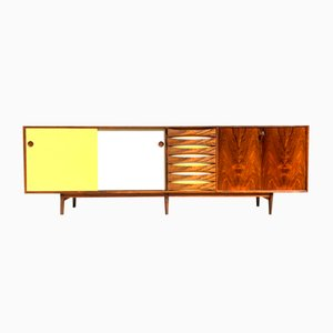 Brazilian Rosewood Model 29A Credenza by Arne Vodder for Sibast, 1960s