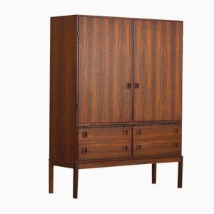 Linen Cabinet from Bernhard Pedersen & Søn, 1960s