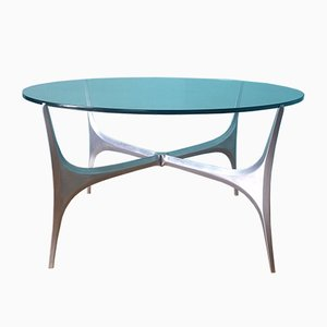 Mid-Century Coffee Table by Knut Hesterberg for Ronald Schmitt, 1960s
