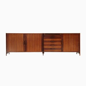 Model Sporting Sideboard by Titiana Ammannati, Gianpiero Vitelli for Rossi di Albizzate, 1960s