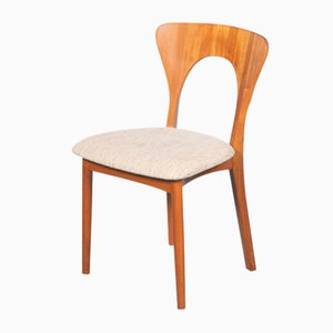 Danish Dining Chairs by Niels Koefoed for Koefoeds Hornslet, 1960s, Set of 6