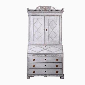 Mobiletto in legno intagliato, Scandinaitto, fine XVIII secolo