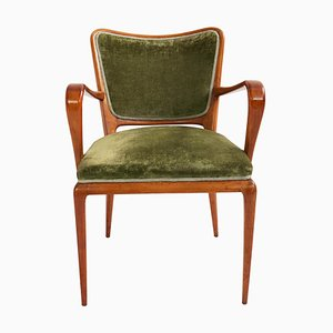 Armchairs by Osvaldo Borsani for Atelier Borsani Varedo, 1950s, Set of 2
