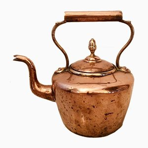 Georgian Copper Kettle, 1800s