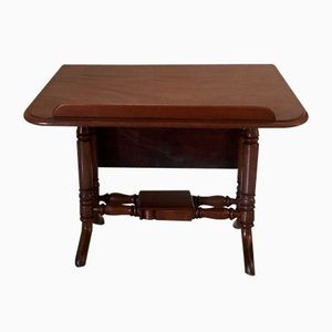 Antique Mahogany Sutherland Reading Table