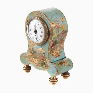 Horloge de Bureau Ballon Antique, France