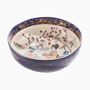 Antique Japanese Satsuma Bowl