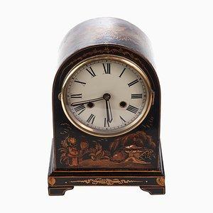 Horloge Mantel Chinoiserie avec Dôme, 1920
