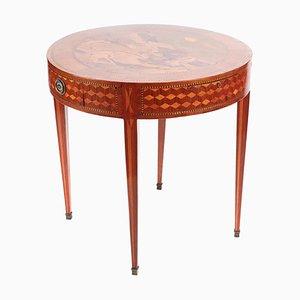 Antique Inlaid Satinwood Centre Table