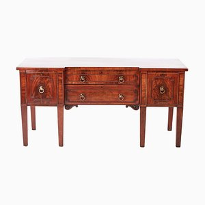 Antique Regency Mahogany Sideboard