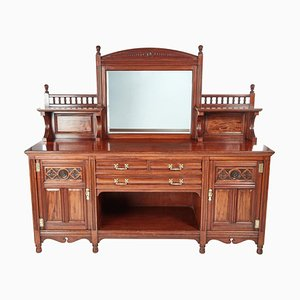 Mahogany Sideboard from Gillows of Lancaster, 1880s