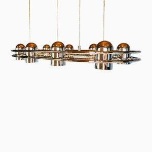 Lámpara de techo italiana vintage