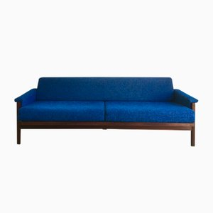 Teak Sofa by Gigi Radice for Framar, 1960s