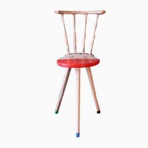 Peak of a Century Dreibein Stuhl von Markus Friedrich Staab für Atelier Staab, 2020