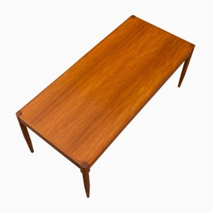 Mid-Century Danish Coffee Table, 1960s