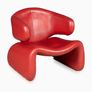 Französischer Vintage Djinn Stuhl von Olivier Mourgue, 1970er
