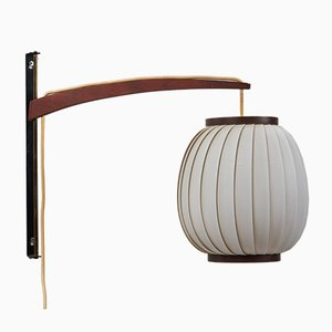 Mid-Century Swing Sconce by Svend Aage Holm Sørensen for for Holm Sørensen & Co, 1950s
