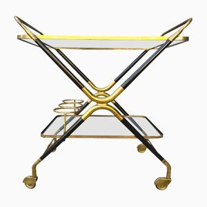 Bar Trolley by Cesare Lacca, 1950s