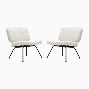 CM190 Sessel von Pierre Paulin für thonet, 1960er, 2er Set