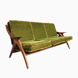 Vintage Dutch Lounge Chair from De Ster Gelderland, 1960s