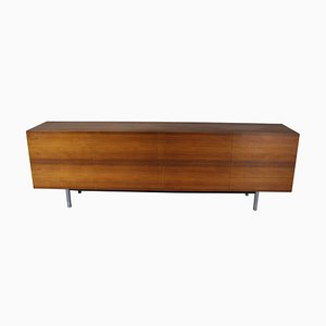 Swiss Walnut Sideboard, 1960s