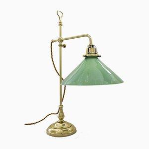Lampe de Bureau Condor Jugendstil Antique, Autriche, 1910s