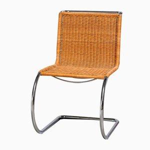Bauhaus Esszimmerstühle von Ludwig Mies van der Rohe für Thonet, 1960er, 4er Set
