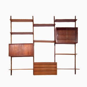 Large Royal System Wall Unit by Poul Cadovius for Cado