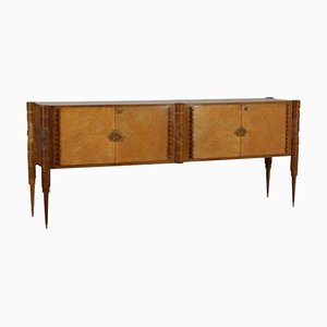 Mid-Century Italian Maple Sideboard by Pier Luigi Colli for Fratelli Marelli, 1950s