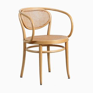 Model 210 R Viennese Coffee House Chair from Thonet, 1991