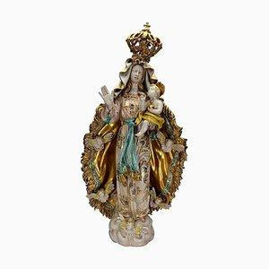 Madonna and Child & Angels de Eugenio Pattarino, años 30