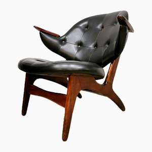 Mid-Century Lounge Chair by Carl Edward Matthes, 1960s